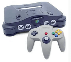 Retro Gaming Rental - N64