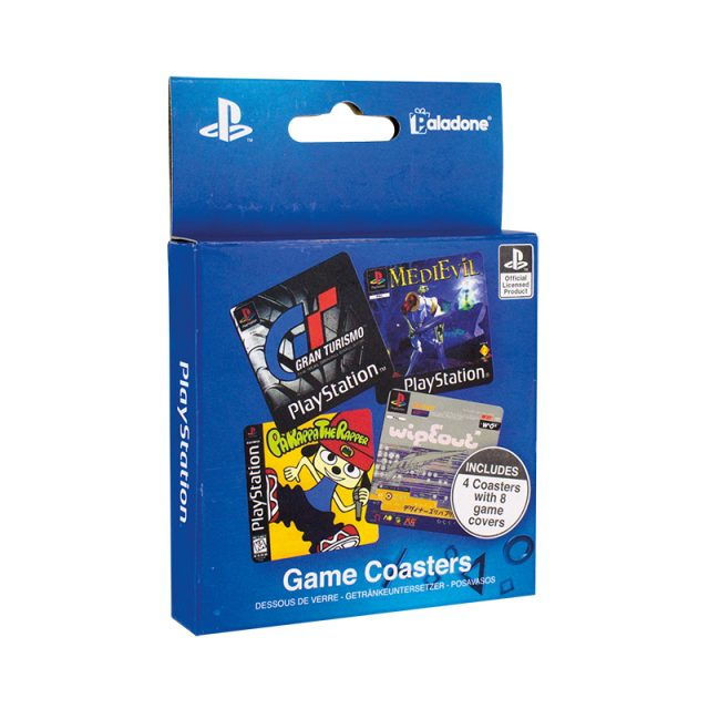 PlayStation Game Caosters Package