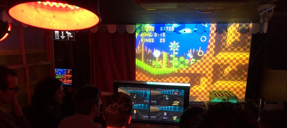 RetroGaming.ie Private Event Hire