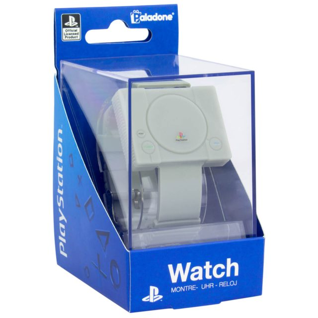 PlayStation Watch Packaging
